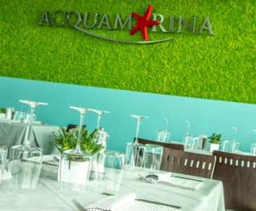 Ristorante Aquamarina - 017